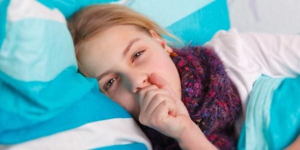 Утром кашель у ребенка