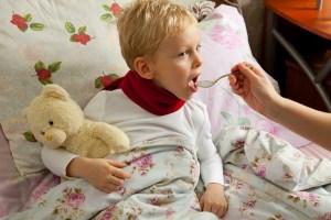 Эффективные травы для лечения детского кашля