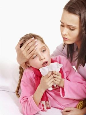 Лечение ночного кашля у ребенка