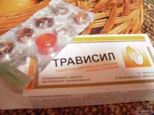 Сосательные таблетки от кашля для детей