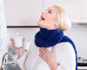 Как устранить сухой кашель народными средствами