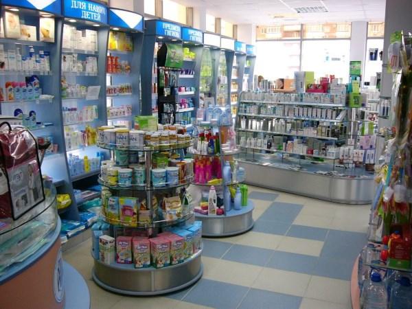 детская аптека