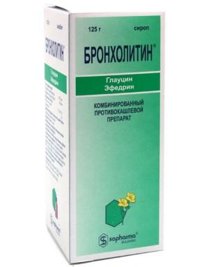 Список эффективных сиропов от кашля