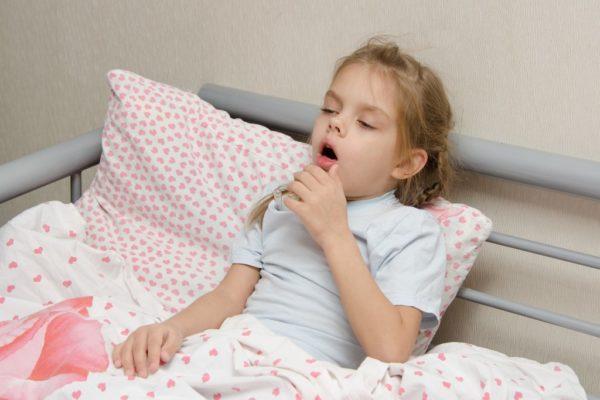 Лечение кашля на нервной почве у детей
