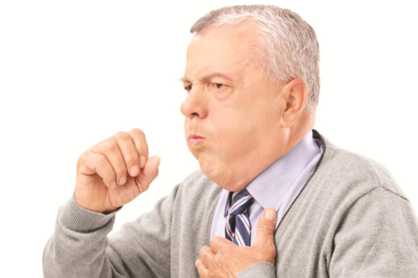 Кашель при сердечной недостаточности: причины, симптомы и лечение