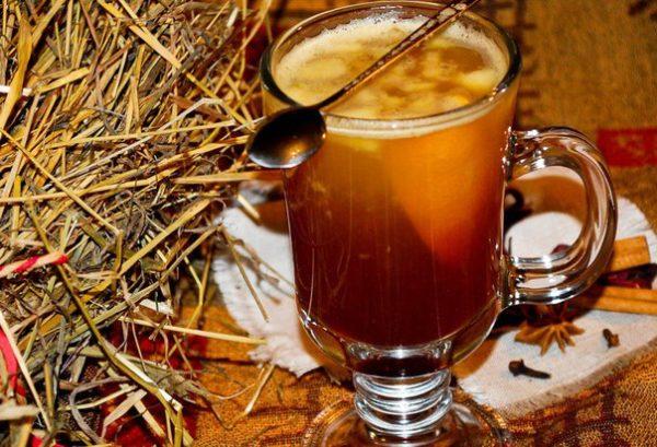 Рецепты теплового пива от кашля