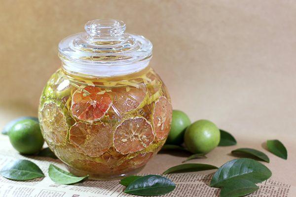 Рецепт от кашля с глицерином, медом и лимоном