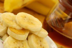 Лекарство от кашля из банана