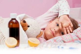 Лечение детской ангины в домашних условиях