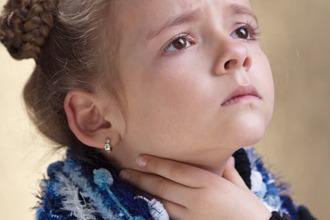 Какими лекарствами лечить ангину у детей