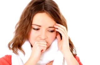 Помощь больному с хроническим кашлем