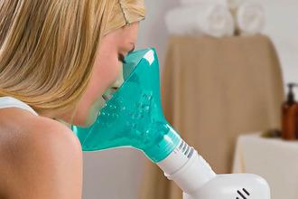 Процедура ингаляции небулайзером при мокром кашле